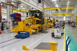 Heavy Equipment Manufacturing