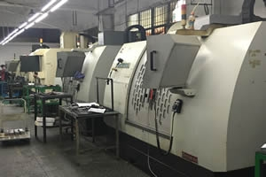 Plastic Precision Machining Workshop