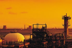 Petrochemicals, oil and gas